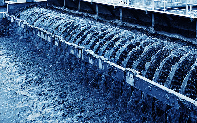 waste water chemical supply
